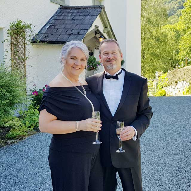 Cumbria Tourism Wedding Venue of the Year Awards 2019