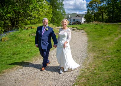 Real Wedding Review - Cote How Lake District Weddings