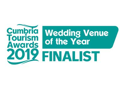 Cumbria Tourism Awards 2019 Wedding Venue of the Year