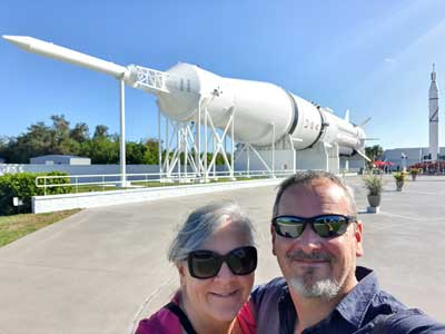 Kennedy Space Centre - Florida