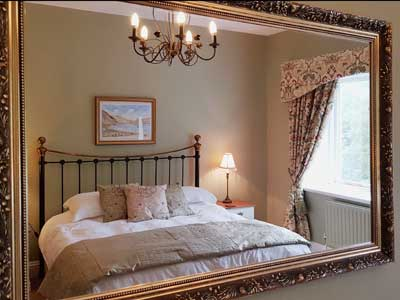 Wansfell - Guest Bedroom at Cote How