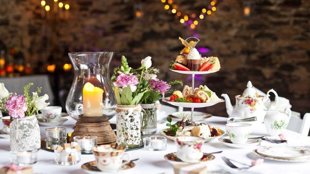 Wedding Food Menus