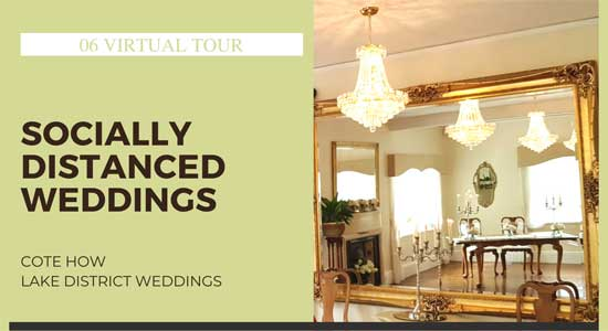Lakes Weddings Virtual Tour - Tiny Weddings with Social Distancing