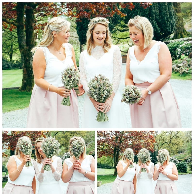 Outdoor-Weddings---Bride-and-Maids-ready-to-go