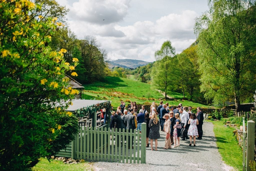 Unusual Small-Family-wedding-Venue