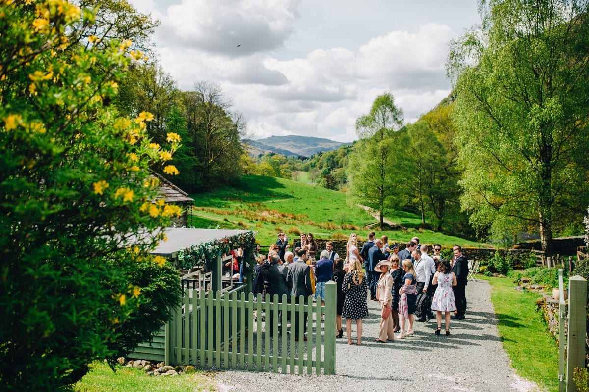 Unusual Small-Family-wedding-Venue