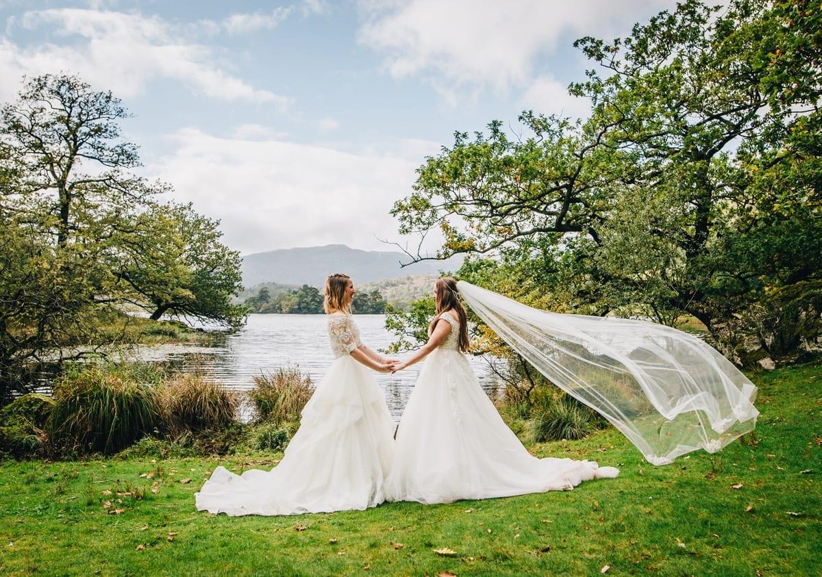 Perfect Lake District Lakeside Wedding Venue
