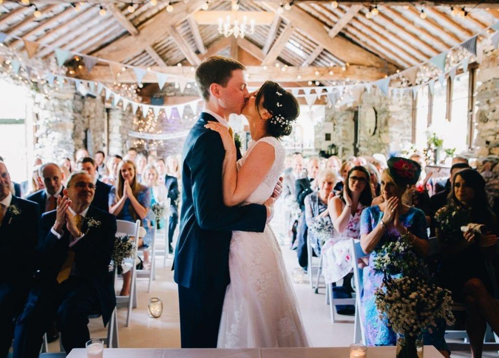 Small Barn Wedding Venue