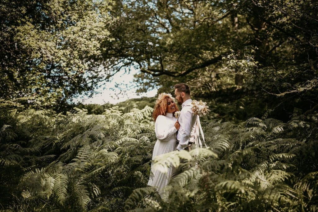 Love in the Lakes - A Stunning Adventure Elopement