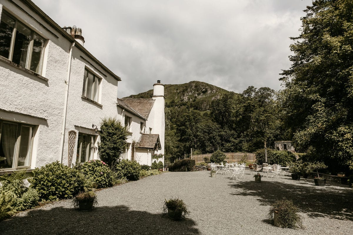 Lake District Adventure Elopement Wedding Venue - Jenna Carpenter