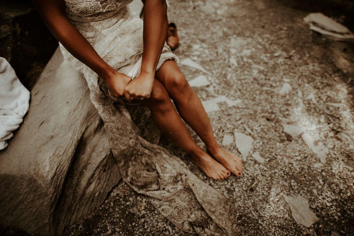 Trash that wedding dress - Jo Greenfield