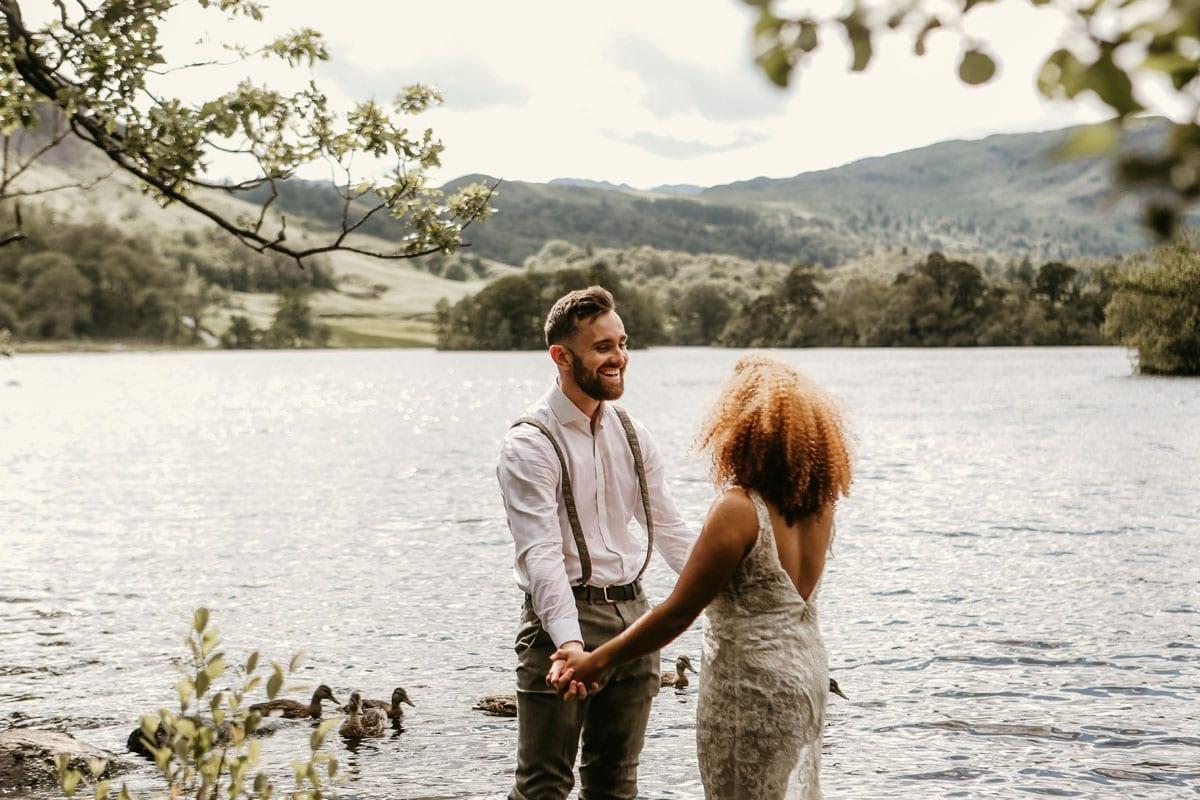 Lake District Romantic Elopement - Jenna Carpenter