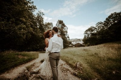 boho Adventure Elopement - Jo Greenfield