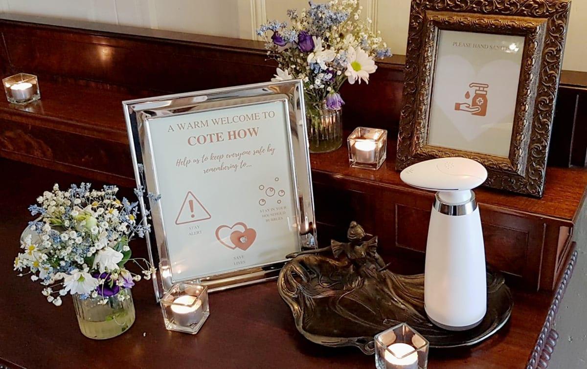 covid secure small wedding venue Lake District