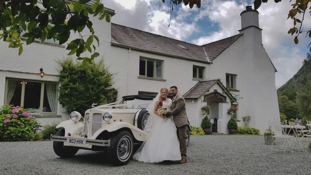 Wedding Reviews Clare nad indies very small wedding