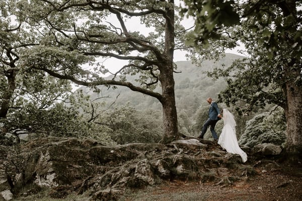 Bride-and-Groom-in-adventure-elopement-wedding-in-the-Lake-District