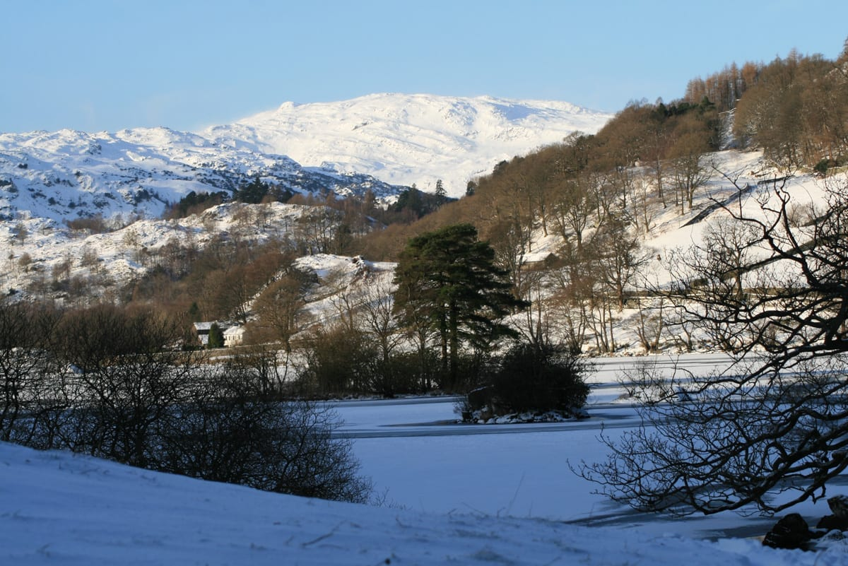 Snowy Winter Weddings in the Lake District