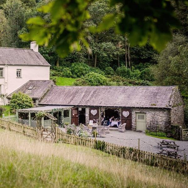 Rustic Lake District Weddings