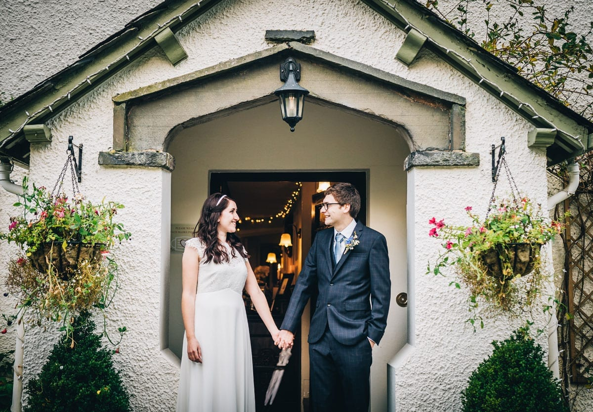Covid Proof Wedding - Rachel Joyce Photo