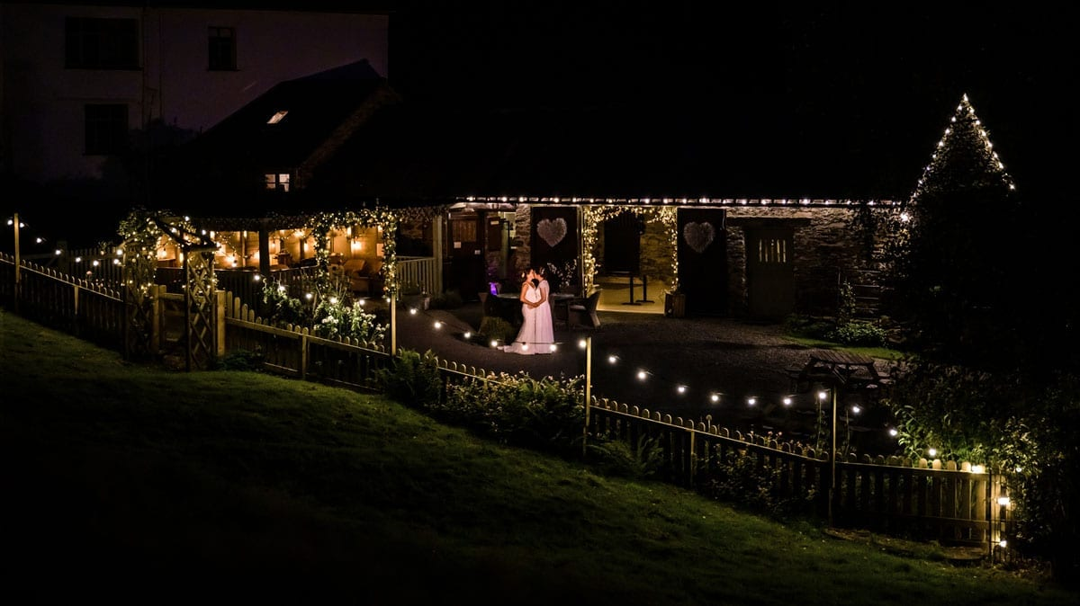 Covid Proof Wedding Venue - Photo Simon Hughes