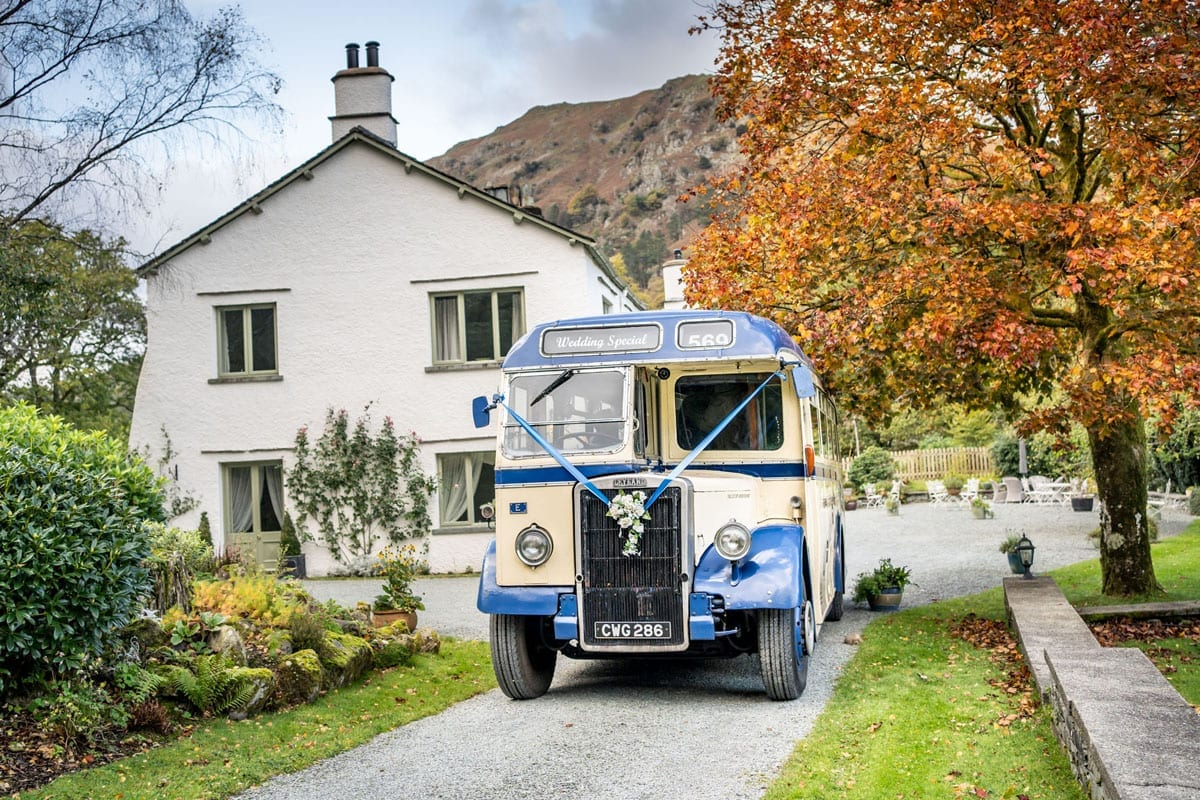 Covid Safe Wedding Transport - By Tom McNally