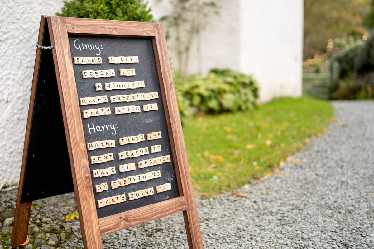 COVID WEDDINGS - Good reasons to Get Married - Photo Tom McNally