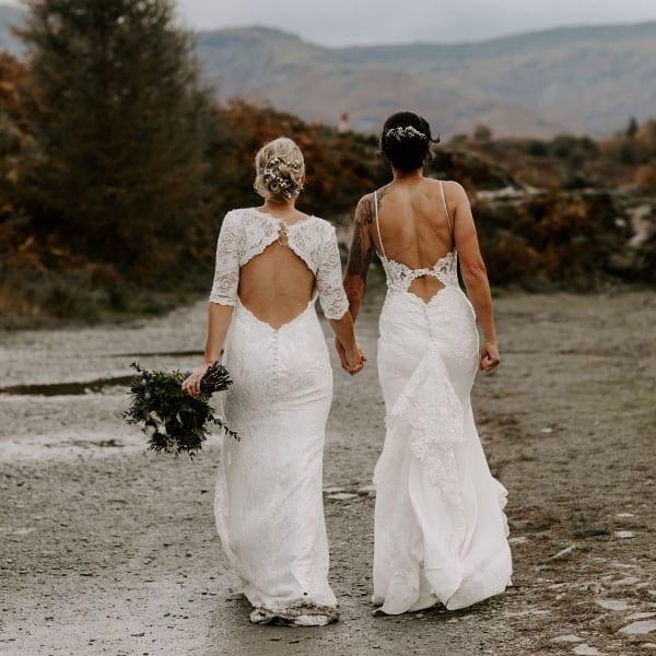 lesbian gay weddings