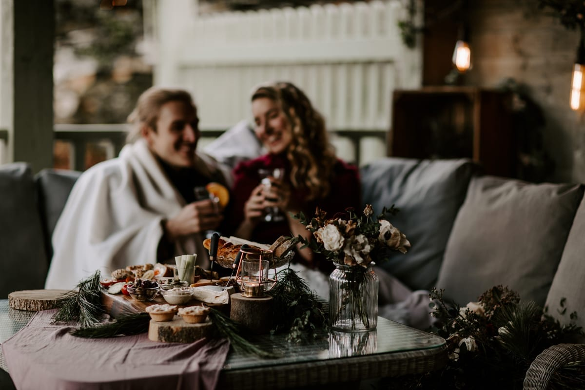 Young-Bride-and-Groom-with-Mulled-Wine-after-eloping-to-the-Lake-District