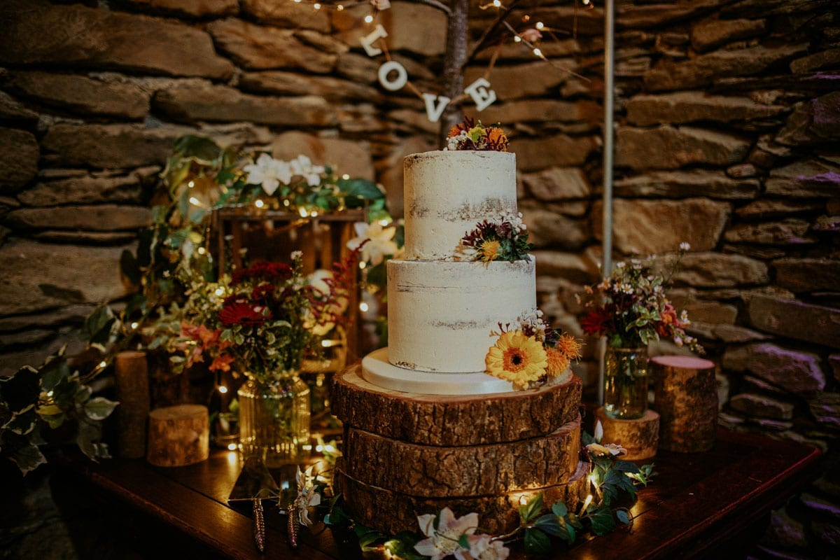 The Little Kendal Cakery wedding cake