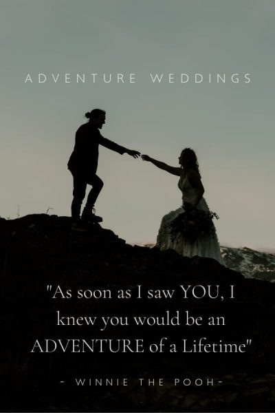 Adventure Weddings in the Lake District
