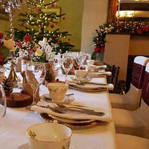 Christmas Wedding Breakfast