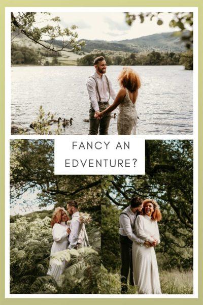 Lake District Adventure Elopement by Jenna Carpenter