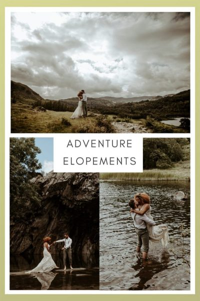 Adventure Elopements by Jo Greenfield